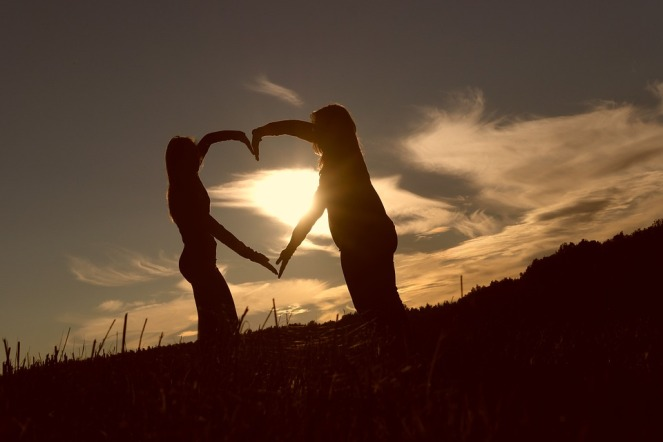 Love Heart Friendship Trust Feeling Eternity